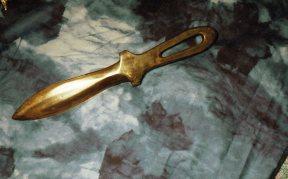 Ankh knife