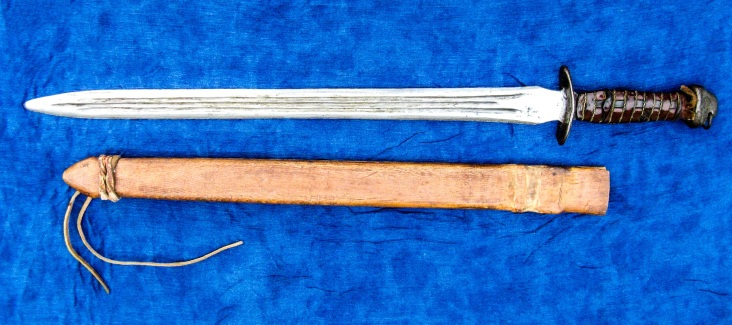 Early European Broadsword